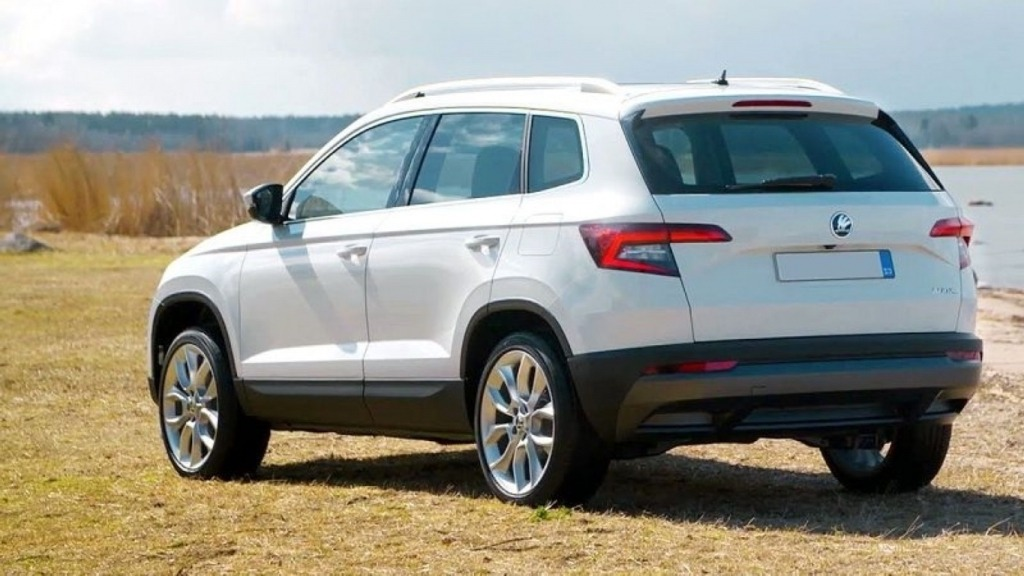 2019 skoda karoq exterior top newest suv