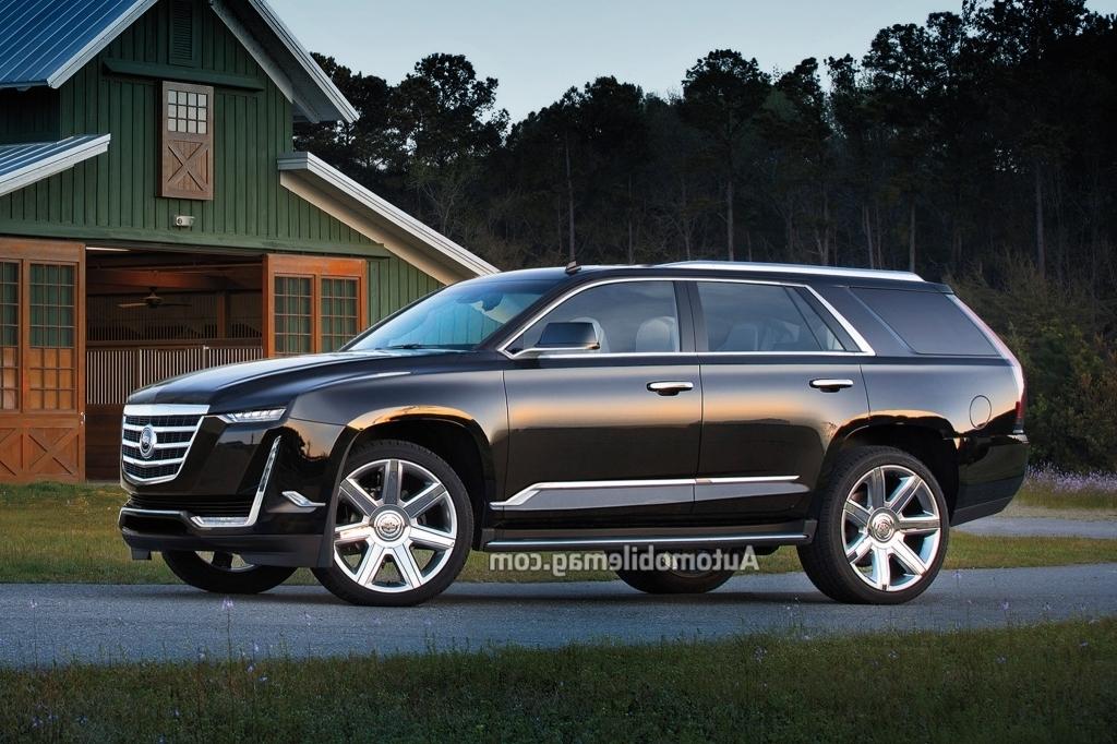 2020 Cadillac Escalade Redesign, Spy Photos, ESV, EXT ...