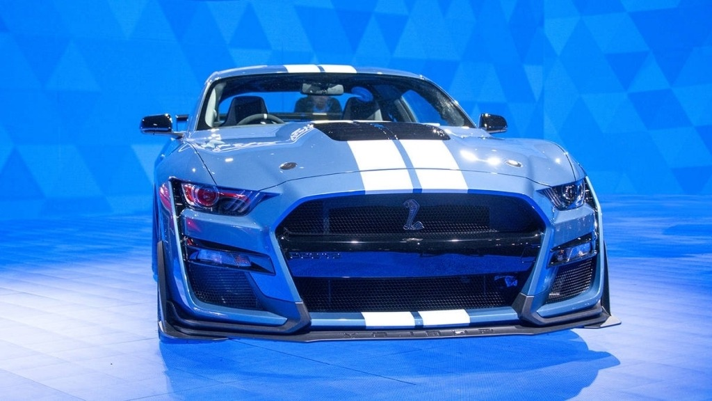 2020 Ford Mustang Suv Cost