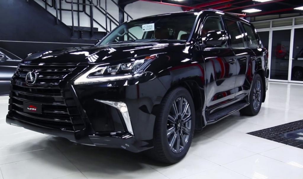 2020 Lexus LX 570 Specs | Top Newest SUV