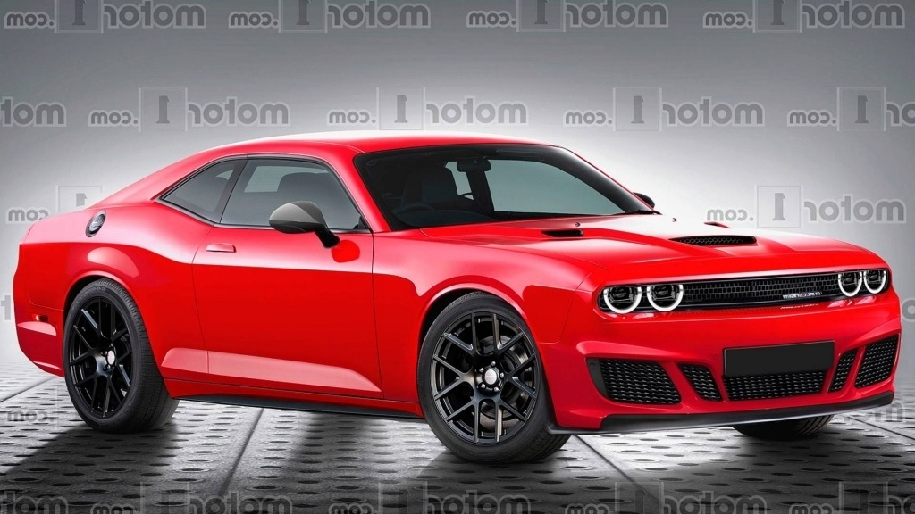 2021 dodge challenger rumors concept hellcat and