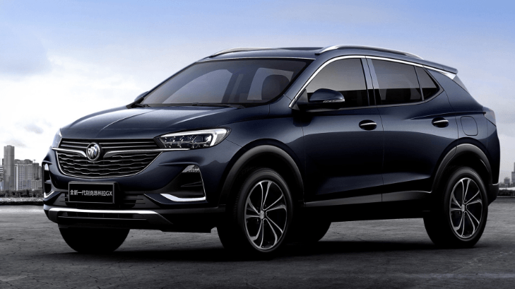 2021 buick encore redesign | top newest suv