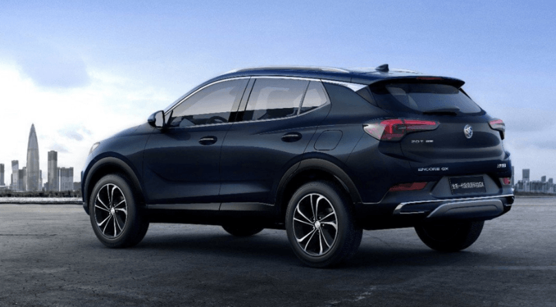 2021 buick encore specs  top newest suv