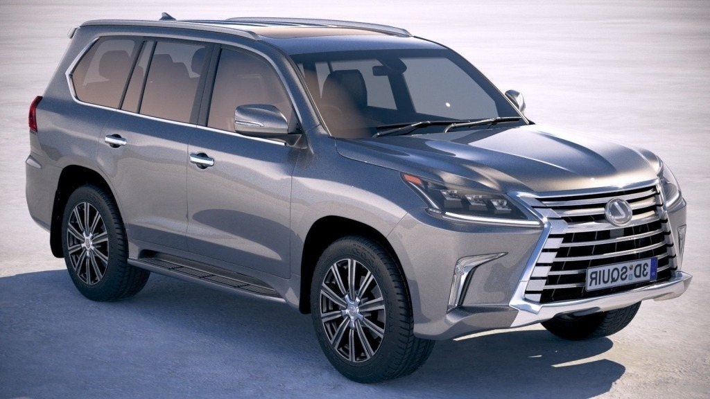 2021 Lexus LX 570 Wallpapers | Top Newest SUV