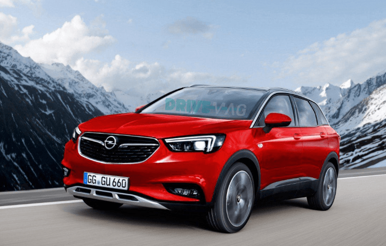 2020 opel crossland x images | top newest suv
