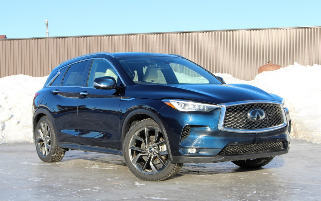 2021 infiniti qx55 images  top newest suv