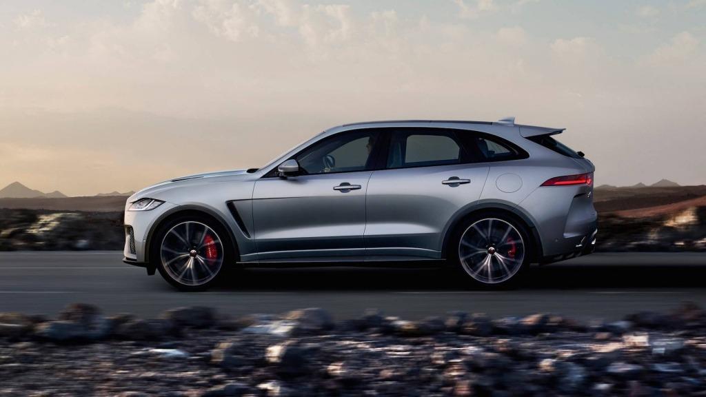 2021 Jaguar JPace Spy Shots | Top Newest SUV