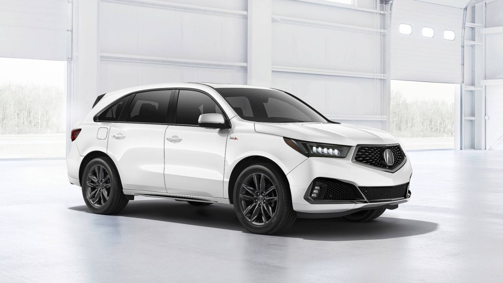 2022 acura mdx concept   top newest suv