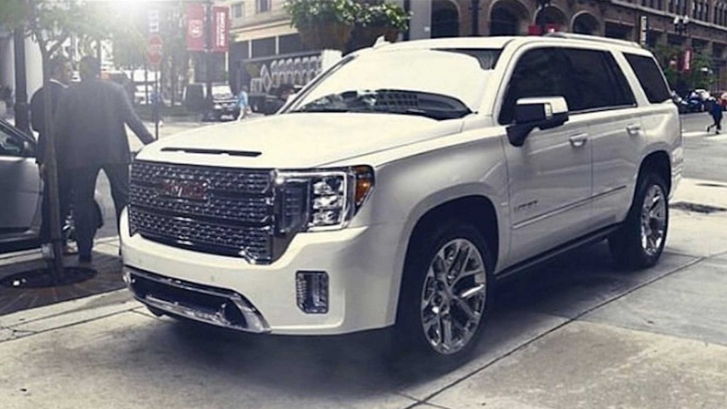 2022 GMC Yukon Redesign, Specs, and Price   Top Newest SUV