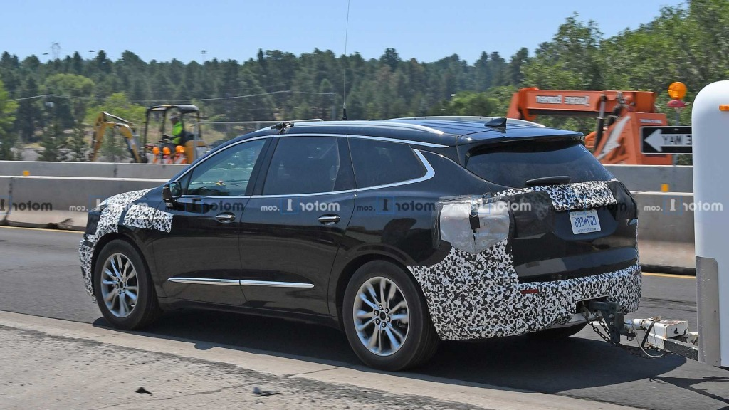 2021 buick enclave release date  top newest suv