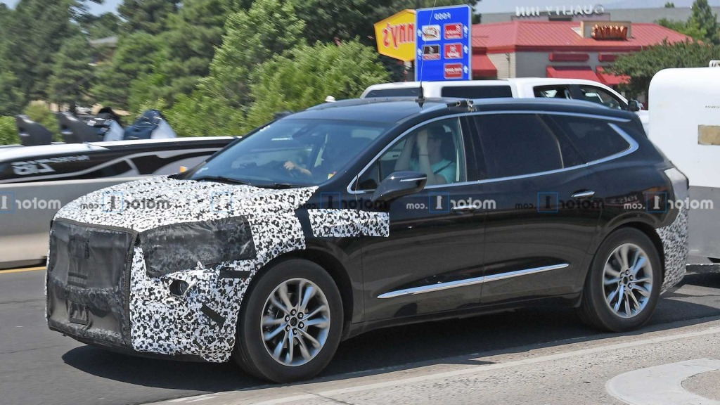 2021 buick enclave changes redesign specs and price