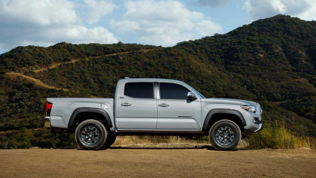 2021 toyota tacoma pictures  top newest suv