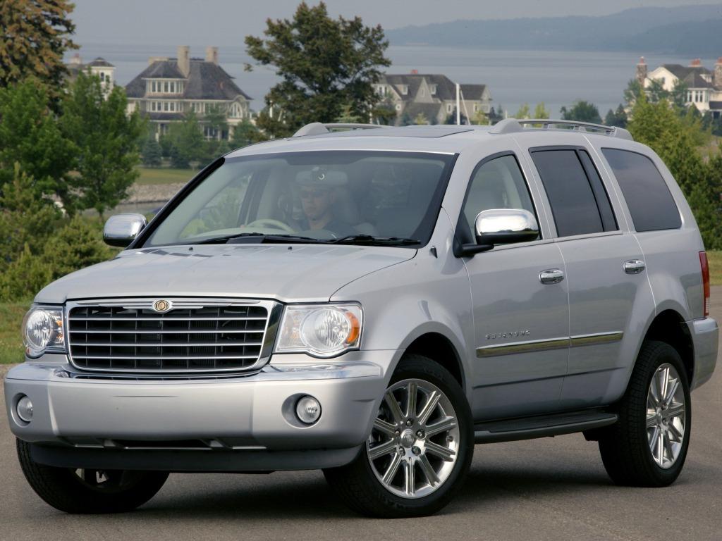 2020 Chrysler Aspen Overview