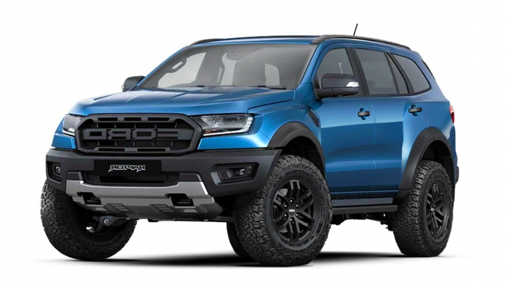 2021 ford everest price  top newest suv