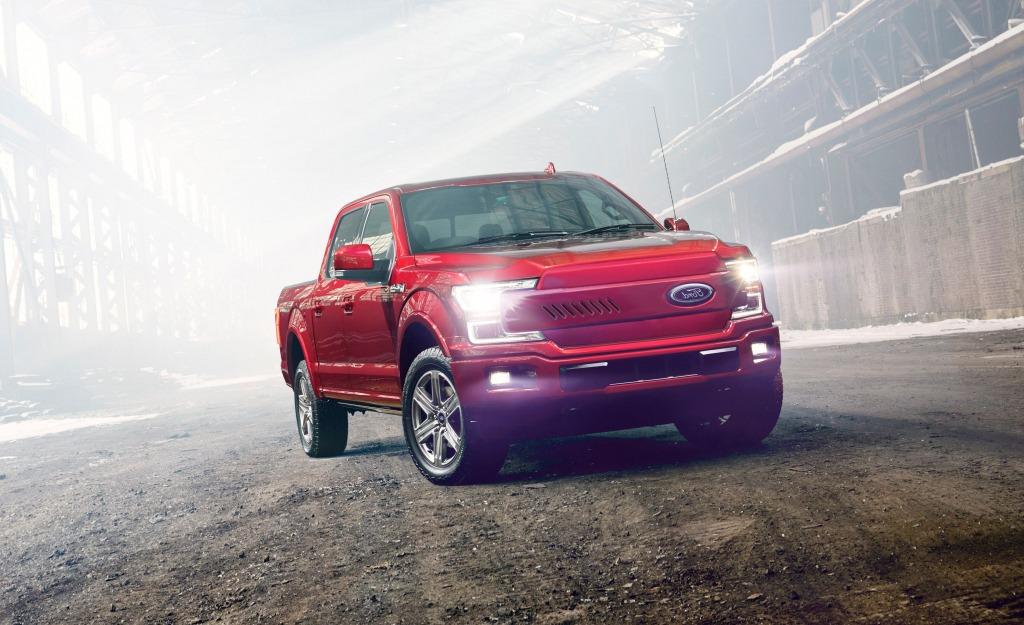 2021 Ford F150 AllElectric Pickup Truck Powertrain | Top ...