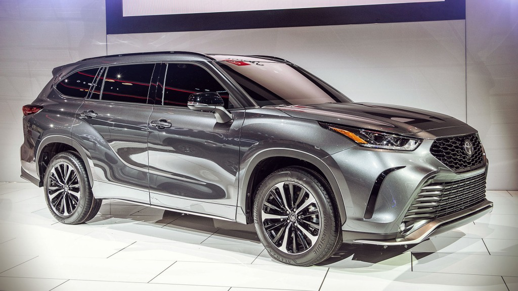 2021 toyota highlander drivetrain | top newest suv