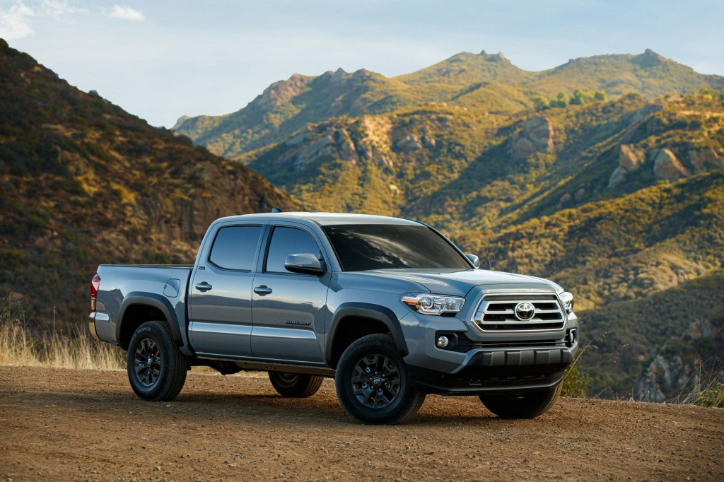 2021 toyota tacoma specs – top newest suv