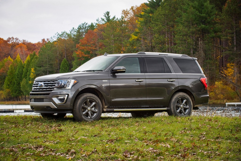 2021 ford expedition release date  top newest suv