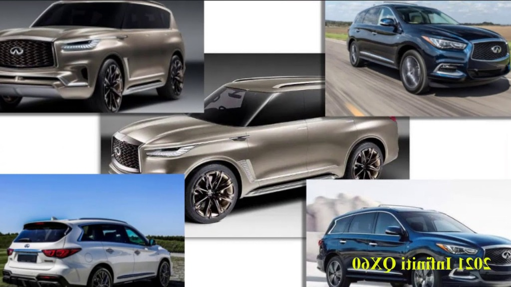 2021 infiniti qx60 exterior  top newest suv