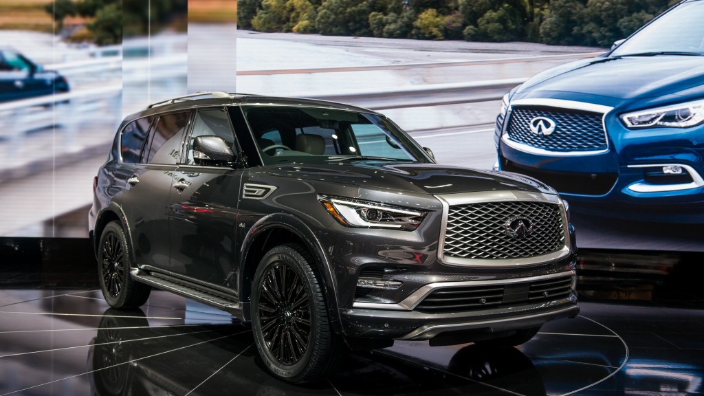 2021 infiniti qx60 pictures  top newest suv