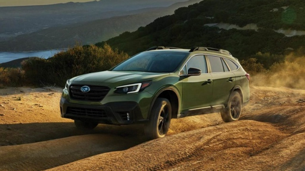 2021 subaru outback concept  top newest suv