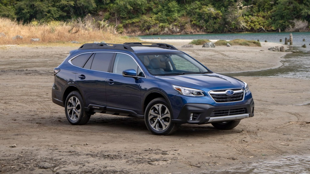 2021 subaru outback images  top newest suv