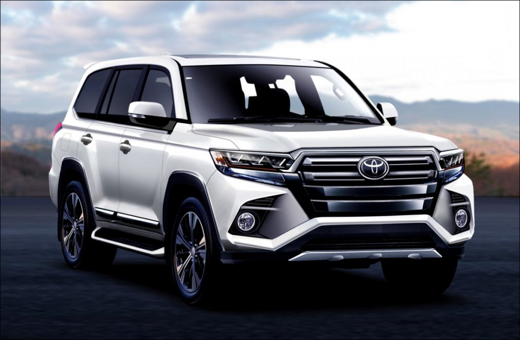 2021 Toyota Land Cruiser Release date | Top Newest SUV