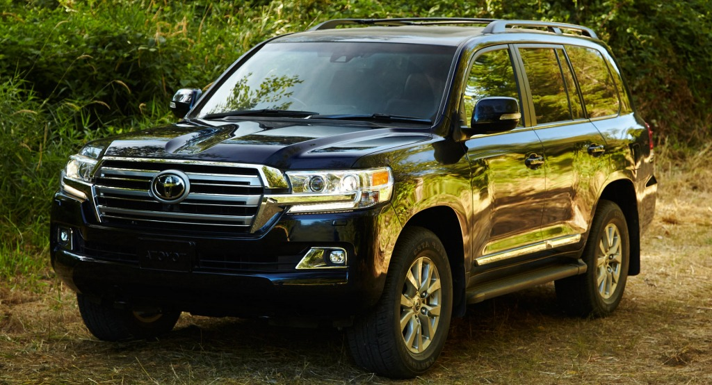 2022 Toyota Land Cruiser Wallpapers   Top Newest SUV