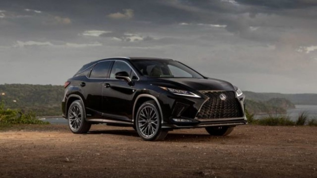2021 lexus rx 350 images  top newest suv